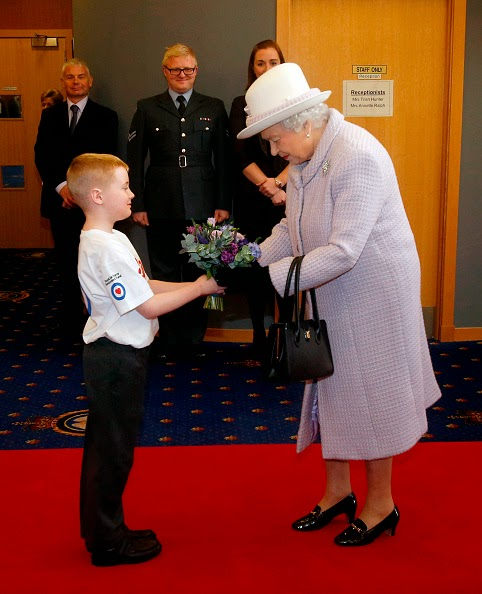 Royal Family Around the World Queen Elizabeth II Visits
